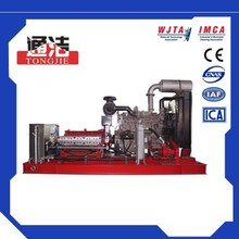 Series of high-pressure cleaning pumps with water medium