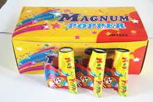 hot selling party poppers fireworks for christmas and new year parties