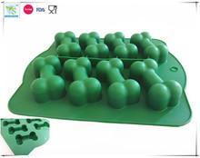 Silicone Molds for Baking - Barkery, Pets, Dog Bone Food Grade Large Mats Trays