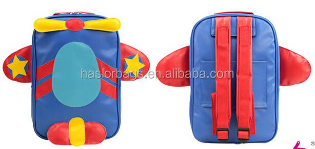 Sac d'école mignon pour les enfants / enfants voyage sacs avec la conception de tigre