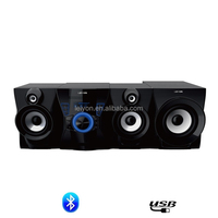 hifi music system&speaker LY-M753 2.1 ch 750W with karaoke/EVD/CD player/USB/FM/Aux in/PC in