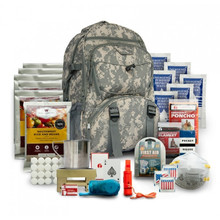 China wholesale 5 day emergency survival backpack kit