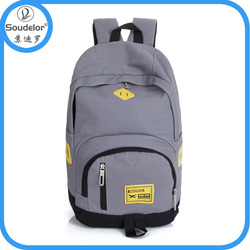 fashionable casual canvas backpacks for teenage girls school bags for girls rucksack backpack women