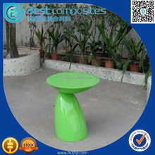 BST Composite materials high quality FRP furniture, coffee table with lower price