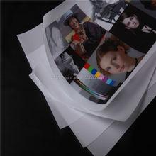 White/Silver/Golden HP Printing PVC Roll/Sheet Inkjet Printable PVC Plastic Sheet