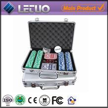 China supplier aluminum case rfid poker chip portable aluminum tool box
