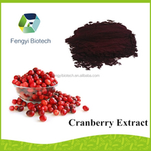 pure natural plant extract pharmaceutical grade cranberry extract with proanthocyanidin 30%