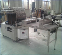 stainless steel Spring Roll Skin Machine | Spring Roll Machine | Spring Roll Forming Processor