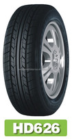 Passenger car tire size 195/60R15 used for taxi and minicar