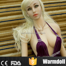 158cm Blonde Male Sex Doll Silicone