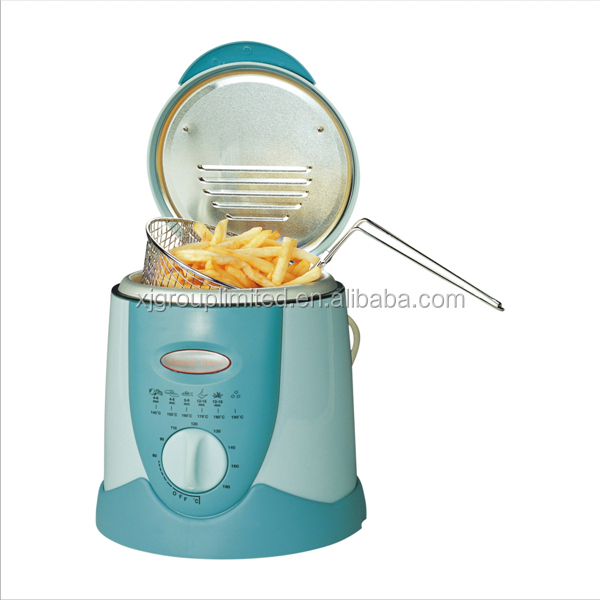 Electric Kitchen Appliances : Kitchen Appliance(0.9l Electric Deep Fryer)xj-2k287 - Buy Kitchen ...
