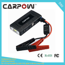 Booster Pack Carpow 500A Peak Current 13600mAh jump starter batteries