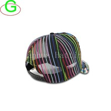 Snapback Baseball Mesh Cap Flora Printed Mesh Caps Youth Mesh Sports Cap
