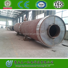 24 Hours-Non Stop Recycling Waste Tyre To Oil Pyrolysis Plant