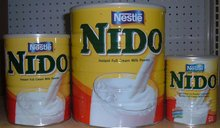 NIDO full cream milk powder new Zealand