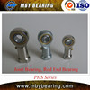 stainless steel PHS8 rod end ball joint bearings