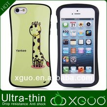2013 promotion different pattern stylish cell phone cases for iphone5 fancy