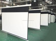 Telon tamanho grande tela de projeção motorizada / tela de projeção elétrica tela de projeção / tamanho grande elétrica CHINA fabricante