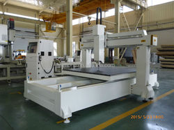 China Manufacturer 1818 CNC Router Optional: 1325 1530 2030 Table moving