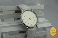 Top 10 famous brand leather wirst quartz watch C watch Men Business watch