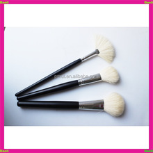 High quality face cleaning 3pcs makeup brush kit