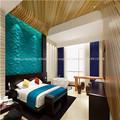 Material de decoración de la pared 3d corea 3d wallpaper