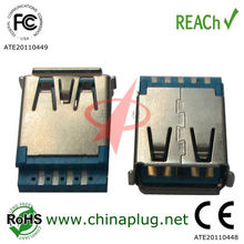 FCC Approval 3.0 fastest data transition mini usb 5pin connector