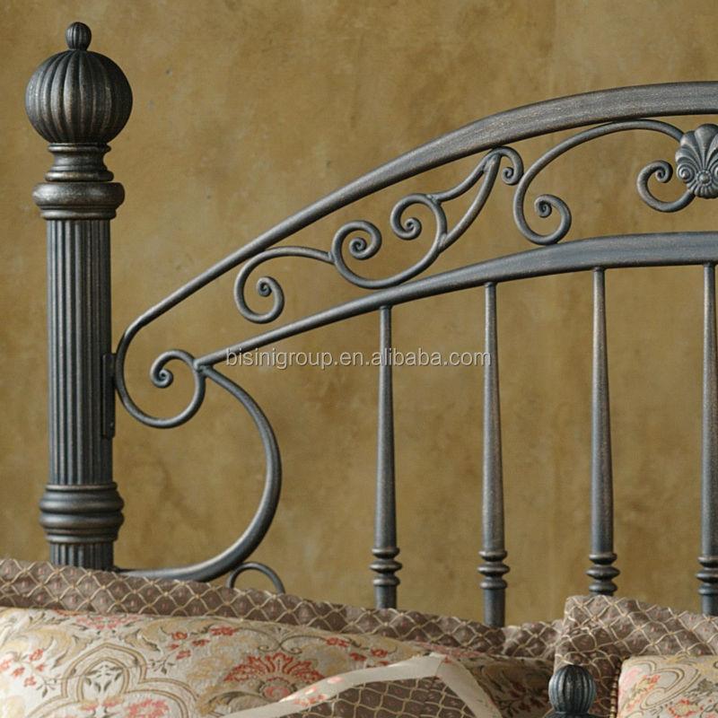 프랑스어 스타일의 철제 더블 침대( bf10- m731)-금속 침대 -상품 ID ...