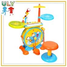 Music Drum,Electric Drum,Electric Organ w/microphone,chair