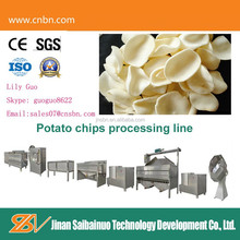 High quality potato chips making machine/potato chips production line