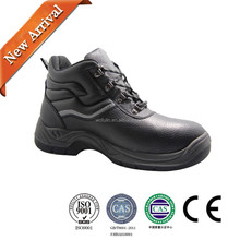 Oil and gas resistance safety shoes with steel toe cap safety shoes man