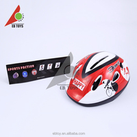 Hot selling cool cheap PS+HIPS sport item safety helmet for kid