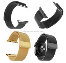 Metal Milanese Loop band & Link Bracelet Stainless steel strap for apple watch 42mm 38mm Watchband