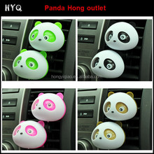 IN Stock Panda car perfume seat car perfume air freshener auto vehicle incense seat