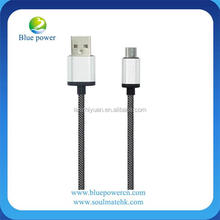 2015 Competitive Portable 1.5M Micro Usb Cable Usb Charging Date Cable For Pone