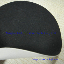 0.85mm good elastic natural rubber coated cotton for cushion