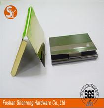Most popular new men's wallet money & card metal clip holder