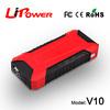 2015 New design C600 , car emergency tool kit 12V 12000mAh multi-function remote jump starter power bank for diesel or gasoline