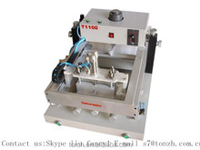 Benchtop semiautomatic screen printing machine/Desktop semiautomatic stencil printer with high accuracy T1100