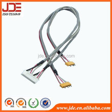 Electrical jst connector joint wire harness