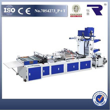 Top Quality Factory Price Side Sealing Plastic DHL Flyer Bag Making Machine in Ruian City