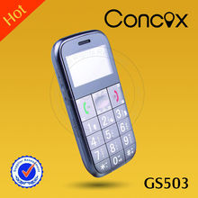 Concox gps tracking systems for senior cellphone GS503