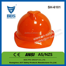Half face china casco construction safety helmet for working