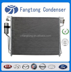 parallel flow ac condenser for Japanese car OEM 92100ZP50A
