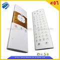 Del consumidor electroincs de aire volando de ratón con tecladoinalámbrico para smart tv&inteligente de teléfono