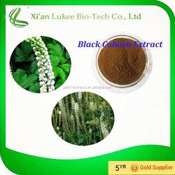 Black Cohosh P.E. Black Cohosh Root Extract Powdered Black Cohosh Extract