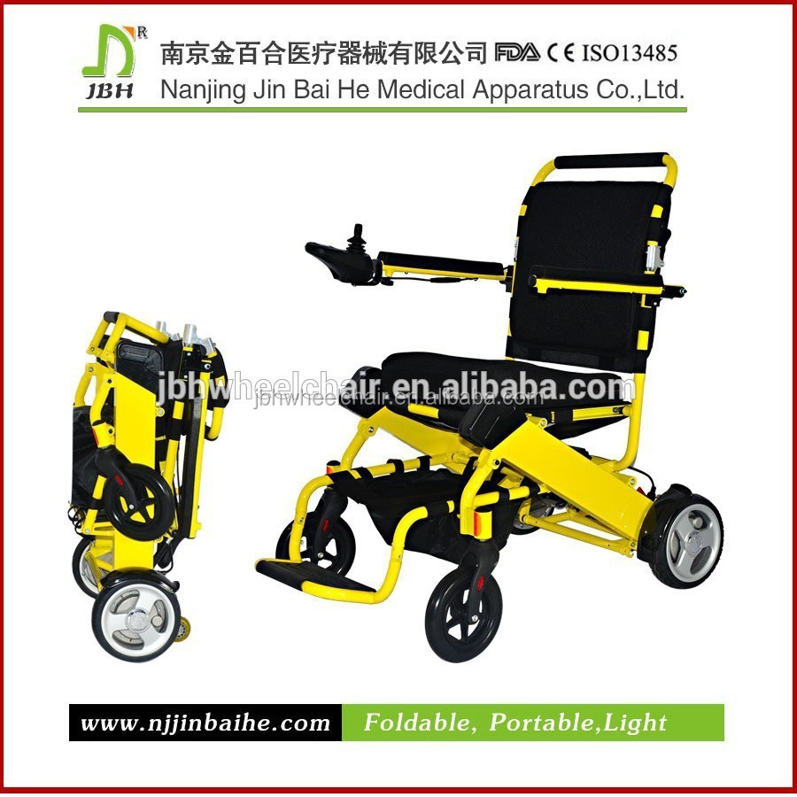 Folding Portable Electric Scooter Wheelchair Sales Company