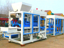 qt10-15 automatic hollow and paving block making machine / concrete block machine algeria