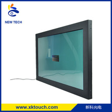 """27"""" monitor touch screen support water proof"""