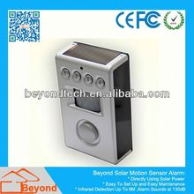 Infrared And Microwave Alarm Motion Detector Beyond Motion Sensor Spot Alarm With Solar Panel